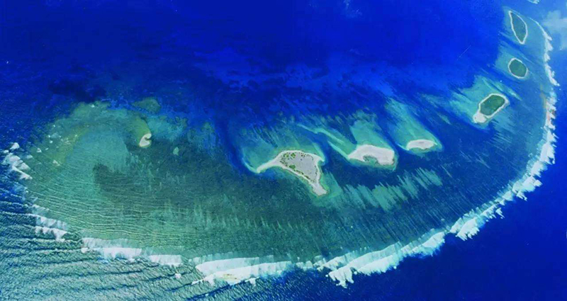 Chinese Romantic Seaside Cities For Summer Travel-Xisha Islands