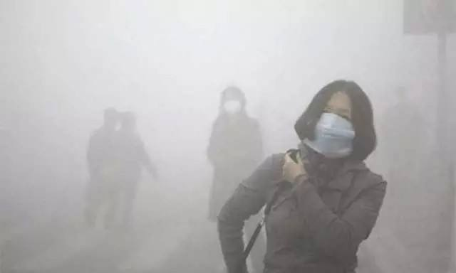 Impressions Of Foreigners On China-China's smog is too big