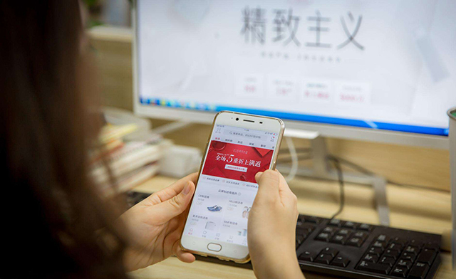 Impressions Of Foreigners On China-Chinese people are keen on online shopping