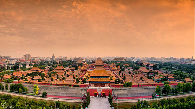Most Beautiful Places To Visit In China-Beijing Forbidden City
