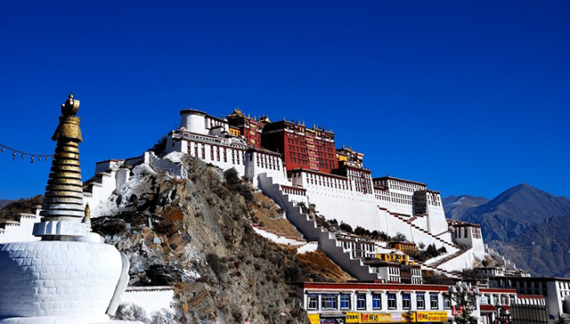 Most Beautiful Places To Visit In China-Potala Palace