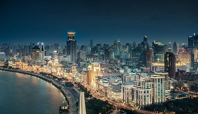 Most Beautiful Places To Visit In China-Shanghai Bund