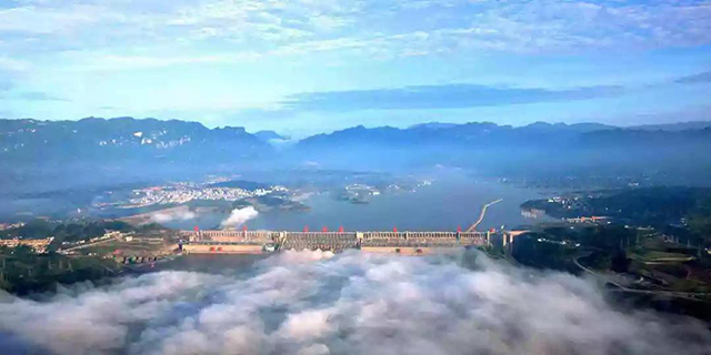 Most Beautiful Places To Visit In China-Three Gorges Dam