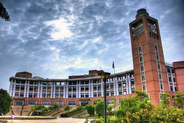 Most Beautiful Universities in China-Zhongshan University