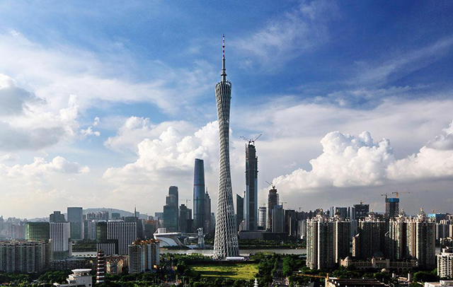 Most Famous Cities In China-guangzhou