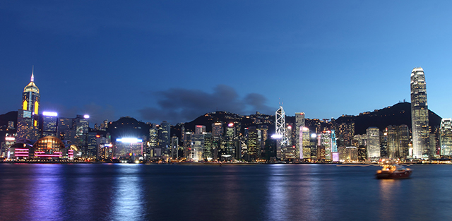 Most Famous Cities In China-hongkong