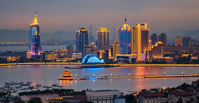 Most Famous Cities In China-qingdao