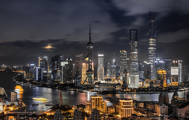 Most Famous Cities In China-shanghai