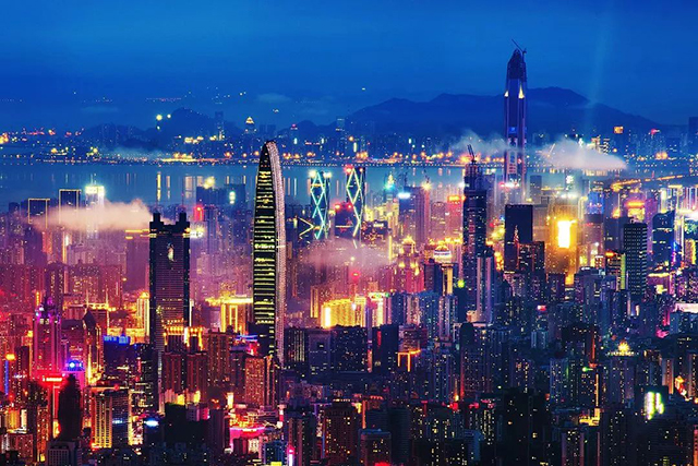 Most Famous Cities In China-shenzhen