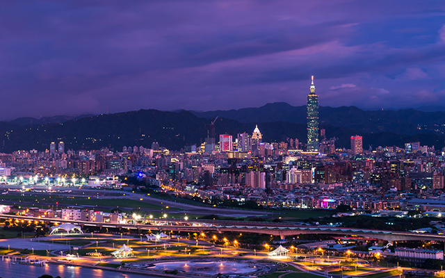 Most Famous Cities In China-taipei