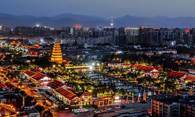 Most Famous Cities In China-xian