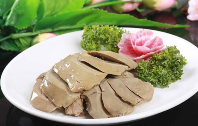 Super Dark Foreign Foods in Chinese Eyes-Foie Gras