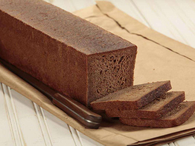 Super Dark Foreign Foods in Chinese Eyes-German Black Bread