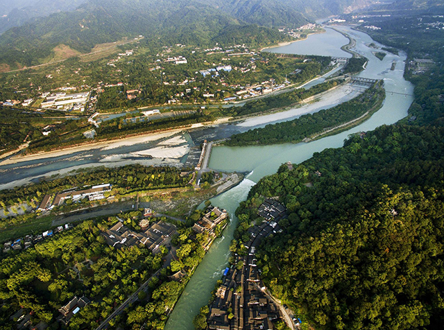 Super Projects In Ancient China-Dujiangyan