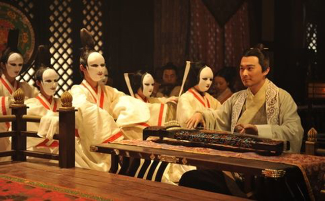 Top 10 Best Occupations In Ancient China-Court musician