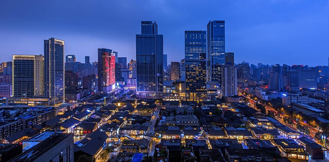 Top 11 Cities Chinese People Like Most-chengdu