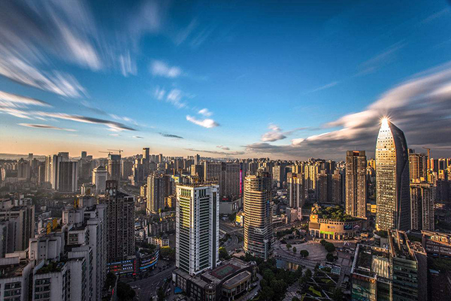 Top 11 Cities Chinese People Like Most-chongqing