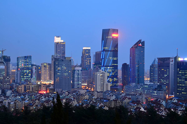 Top 11 Cities Chinese People Like Most-qingdao