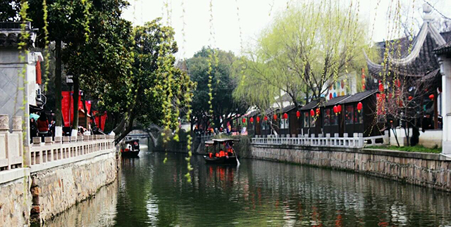 Top 11 Cities Chinese People Like Most-suhang