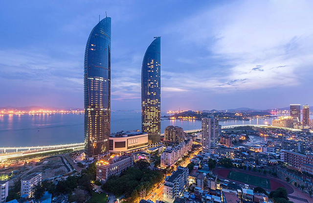 Top 11 Cities Chinese People Like Most-xiamen