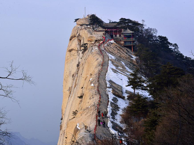 10 Most Beautiful Famous Mountains in China