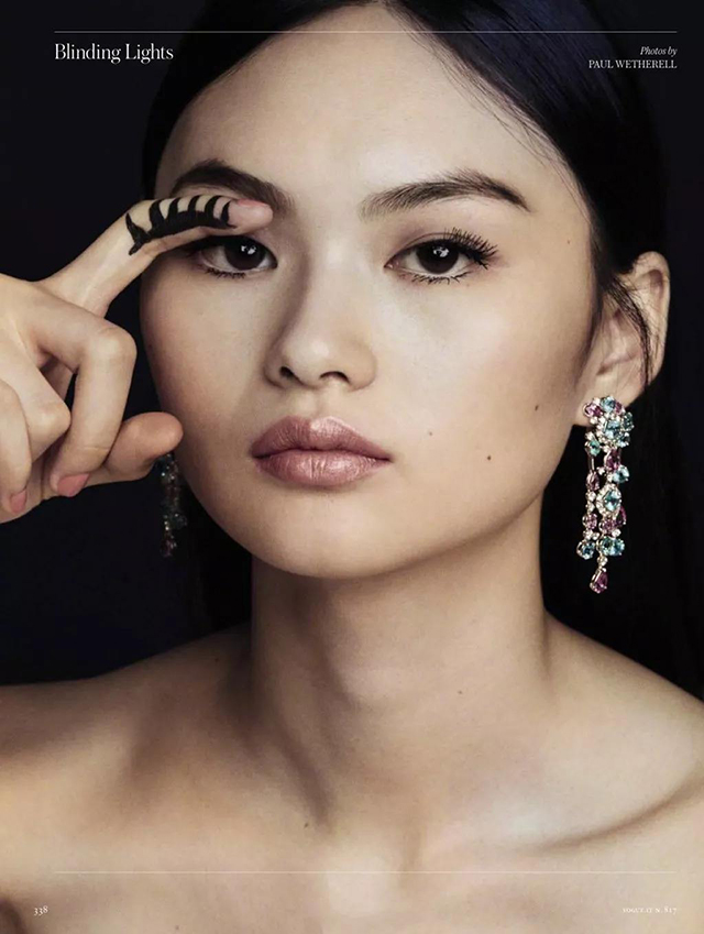 China's Top 10 International Supermodels-hecong