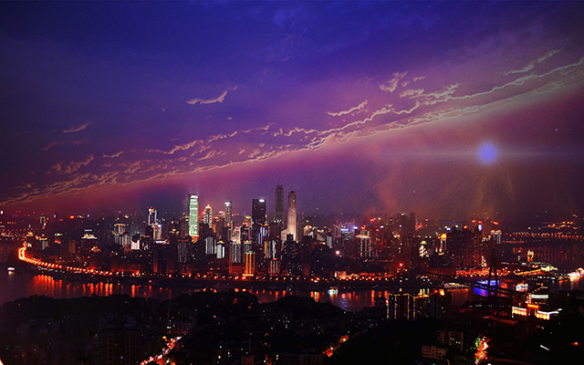 China's Top 10 Super Cities in The Eyes of Americans-chongqing