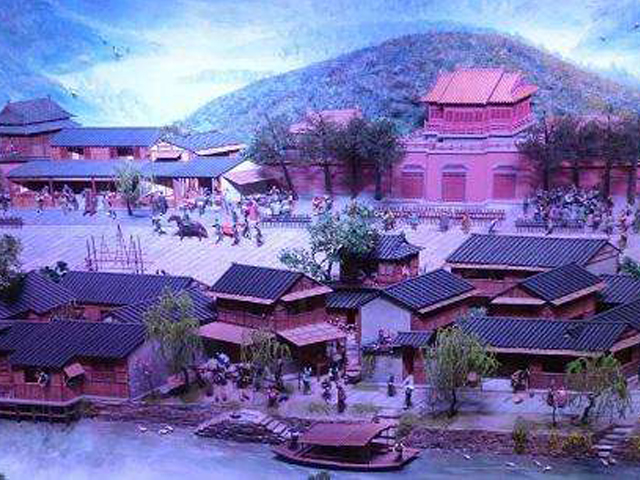 Top 10 Cities in China's Dynasties_s