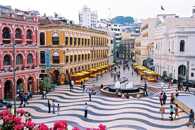 Top 10 Cleanest Cities in China-Macao