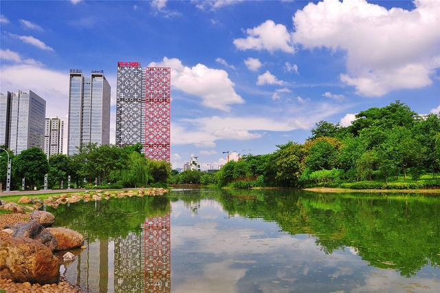 Top 10 Cleanest Cities in China-liuzhou