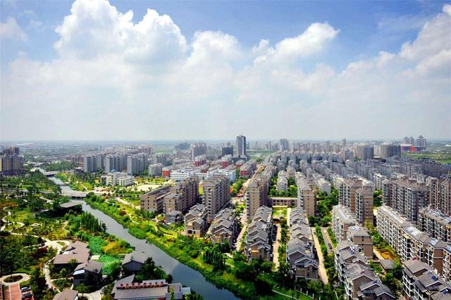 Top 10 Cleanest Cities in China-yangzhou