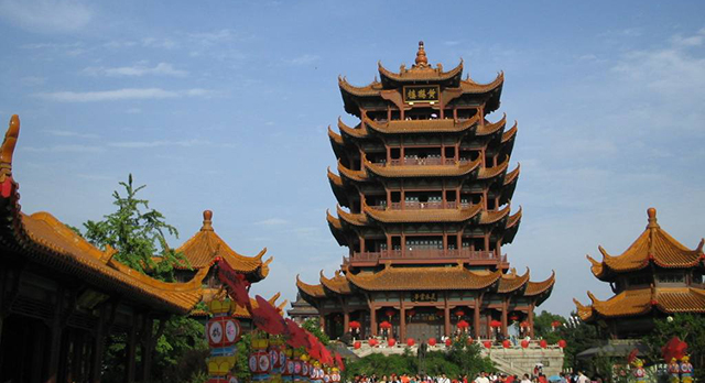 Top 10 Famous Buildings in China-Huanghe Tower