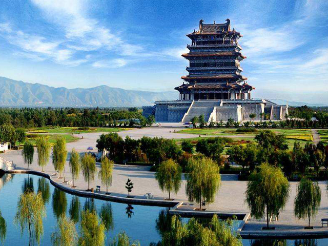 Top 10 Famous Buildings in China