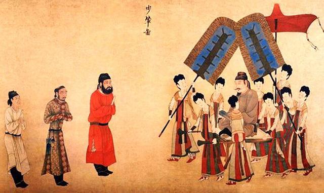 Top 10 Famous Chinese Paintings in Ancient China-Step Revealed Figure