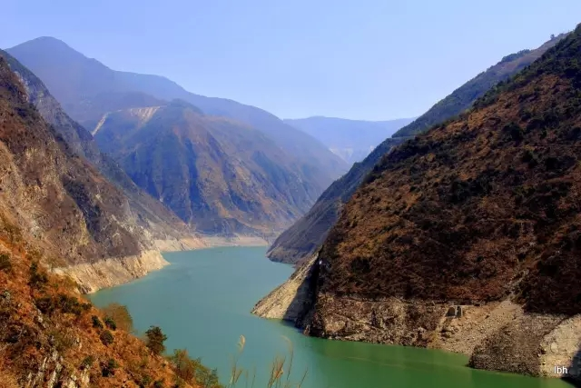 Top 10 Most Beautiful Canyons in China-Daduhe Jinkou Grand Canyon