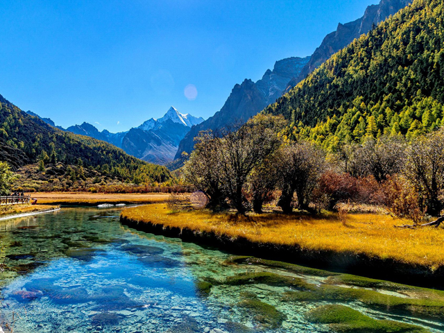 Top 10 Most Beautiful County Towns in China