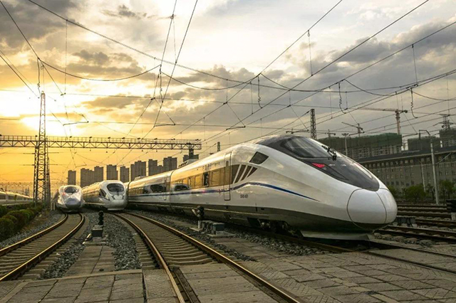 Top 10 Most Beautiful Railway Travel Routes in China-Hanghuang high-speed rail