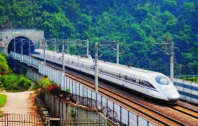 Top 10 Most Beautiful Railway Travel Routes in China-Xicheng High-speed Railway