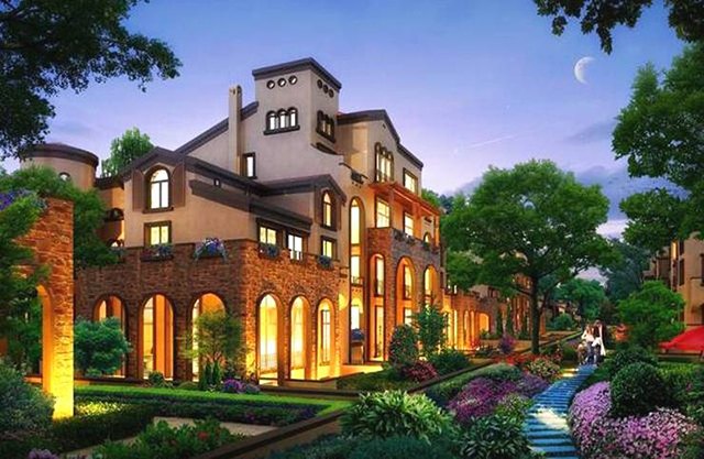 Top 10 Most Expensive Villas in China-Beijing CBD Ocean Villa District
