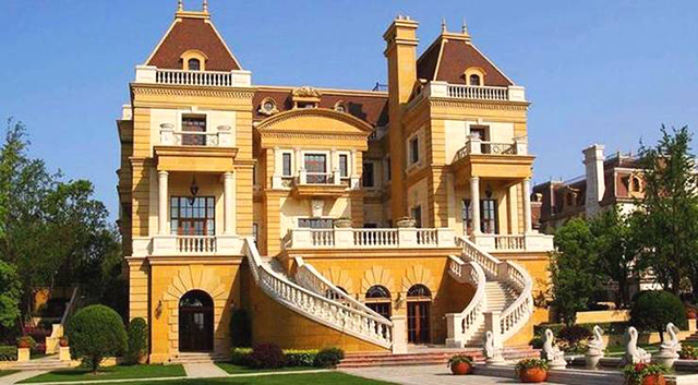 Top 10 Most Expensive Villas in China-Shanghai Sheshan Golf Villa