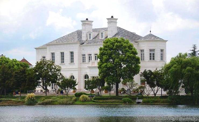 Top 10 Most Expensive Villas in China-Shanghai Shimao Sheshan Manor