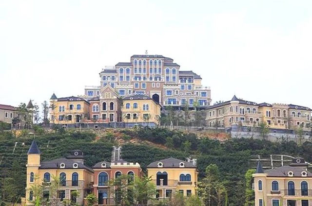 Top 10 Most Expensive Villas in China-Shenzhen East OCT Tian Lu