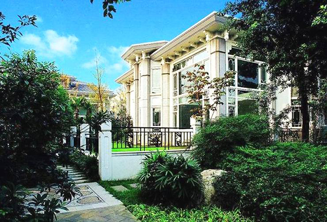 Top 10 Most Expensive Villas in China-The Spring of Caotang, Chengdu