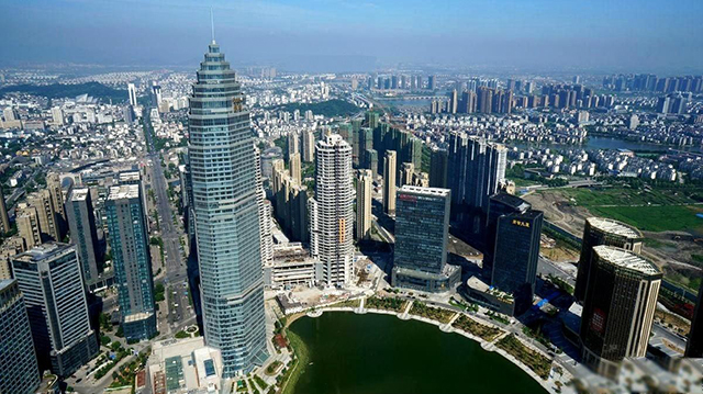 Top 10 Richest Cities in China-shaoxing