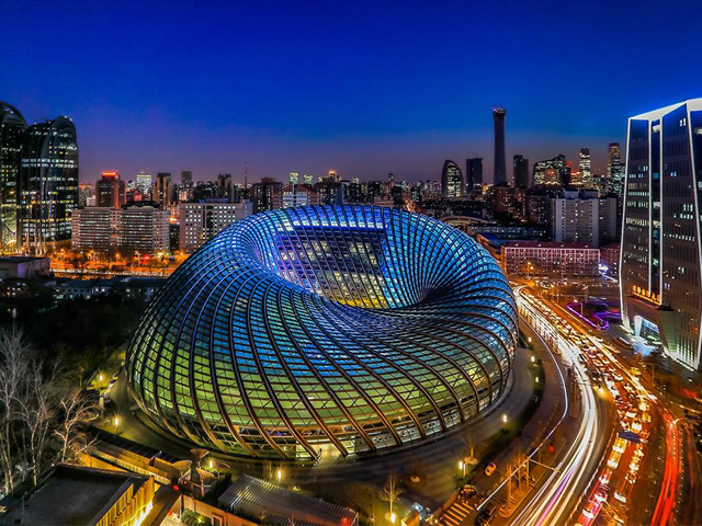 Top 10 Richest Cities in China