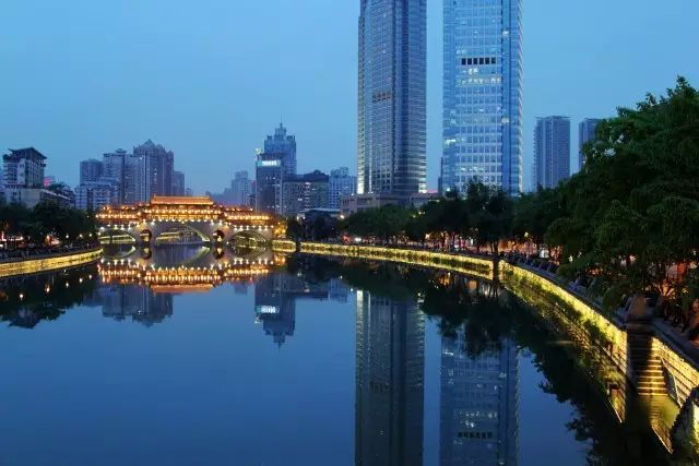 20 Cities Most Suitable For Old-age Health in China-chengdu