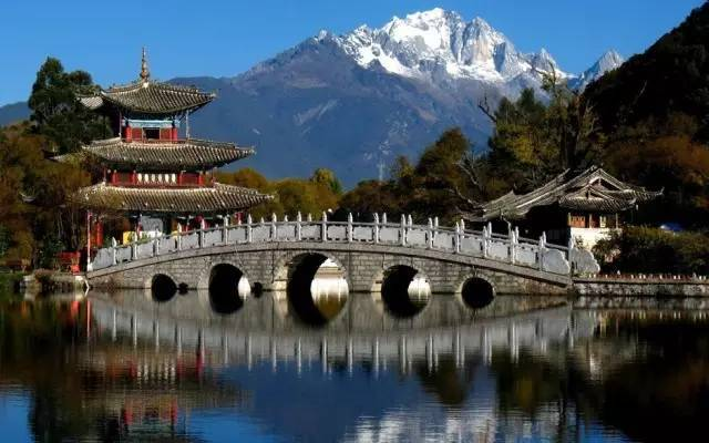 20 Cities Most Suitable For Old-age Health in China-lijiang