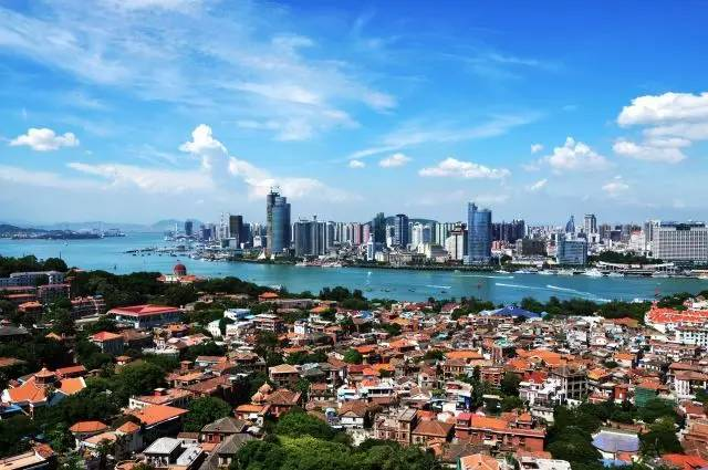 20 Cities Most Suitable For Old-age Health in China-xiamen