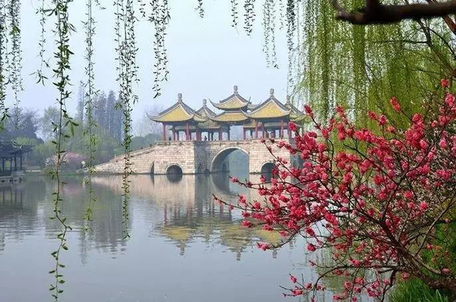 20 Cities Most Suitable For Old-age Health in China-yangzhou