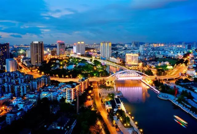 20 Cities Most Suitable For Old-age Health in China-zhongshan